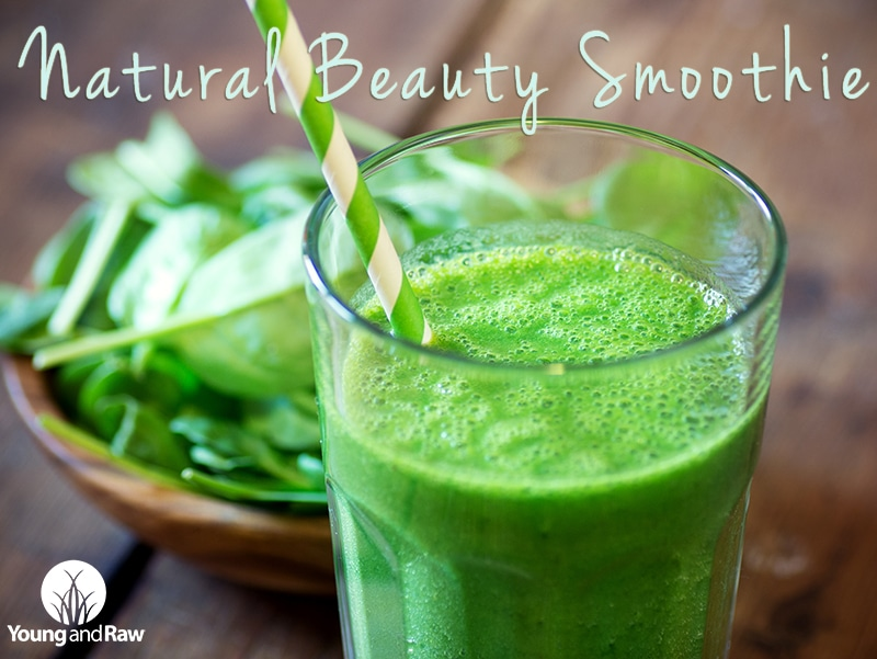 Natural Beauty Smoothie